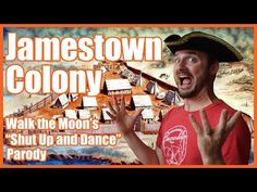 "Jamestown Colony (""Shut Up and Dance"" parody) - @MrBettsClass - YouTube"