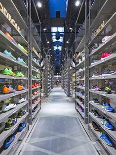 Sportmaster flagship store by Riis Retail, Kolding – Denmark