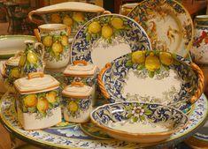 Tuscan Pottery   Italian Pottery