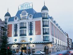 Vitoria Hotel Silken Ciudad de Vitoria Spain, Europe Hotel Silken Ciudad de Vitoria is a popular choice amongst travelers in Vitoria, whether exploring or just passing through. Both business travelers and tourists can enjoy the hotel's facilities and services. Free Wi-Fi in all rooms, Wi-Fi in public areas, car park, room service, meeting facilities are there for guest's enjoyment. Guestrooms are designed to provide an optimal level of comfort with welcoming decor and some off...