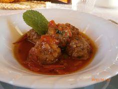 Cucina Mon Amour: Tajine di Polpettine di Manzo con Sesamo