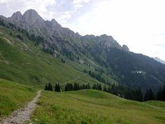 Lechtal - Gehrenspitze Höfen