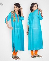 Eid ul Azha for 2013 by Fashion 2017, Fashion Tips, Womens Fashion For Work, Pakistani Dresses, Street Style Women, How To Look Pretty, Indian Fashion, Long Shirts, Indian Style