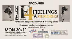 F4FEELINGS & MEMORIES :http://www.athinalidi.gr/f4feelings-memories/