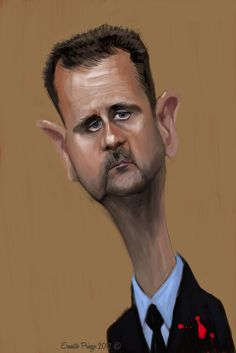 Ernesto Priego: Bashar Assad