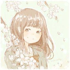 10件ゆるふわ女子おすすめの画像 Girls With Flowersart