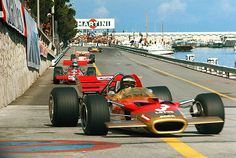 Jochen Rindt #3, Monaco, 1970