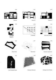 Image 6 of 8 from gallery of From Formalism to Weak Form: The Architecture and Philosophy of Peter Eisenman. Courtesy of Stefano Corbo Architecture Drawings, Architecture Portfolio, Landscape Architecture, Landscape Design, Architecture Diagrams, Commercial Architecture, Commercial Interior Design, Peter Eisenman, Deconstructivism