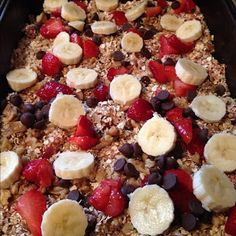 Baked Oatmeal Casserole & Kitchenaid giveaway from Silk | Leelou Blogs
