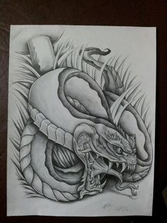 Snake For my Forearm. by MagnaSicParvis on deviantART