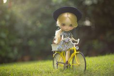 my bicycle and me