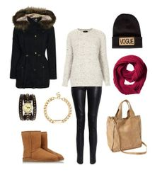 January outfit