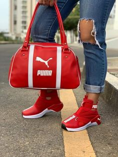 New (never used), High quality Puma bags and shoes. Shipping only. Make an offer! Puma Shoes Women, Puma Tennis Shoes, Fresh Shoes, Hot Shoes, Cute Sneakers, Shoes Sneakers, Pumas Shoes, Nike Shoes, Sneakers Fashion