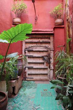 Moon to Moon: Wishlist: A New Front Door....Heavy Rustic Door