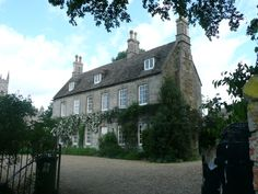Location for Mr Collins' rectory in the 1995 Pride and Prejudice