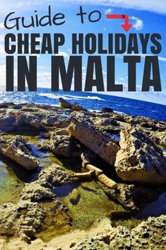 Is Malta expensive- Your guide for cheap holidays to Malta.