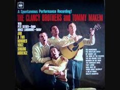 The Clancy Brothers and Tommy Makem: The Whistling Gypsy Rover