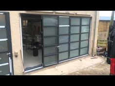 We recently completed a Bi-Folding door project over at CS-BiFold and the results were fantastic. This was an unique project due to the size of the doors. Check out the video below. Glass And Aluminium, Aluminium Windows, Folding Doors, Garage Doors, Outdoor Decor, Projects, Quote, Check, Home Decor