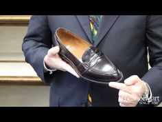 Joe Zapatka from TheShoeMart shares information about the fitting properties and profile of the #Alden #Aberdeen Last. | www.TheShoeMart.com #AldenShoes