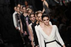 Scientists Can Use Instagram to Predict Fashion Week's Biggest Models  - TownandCountryMag.com