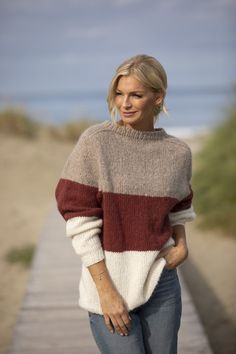 Dans-genser - Viking of Norway Mohair Sweater, Men Sweater, Warm Sweaters, Sweaters For Women, Drops Kid Silk, Hand Knitting, Knitting Patterns, Sweet Baby Ray, Ted