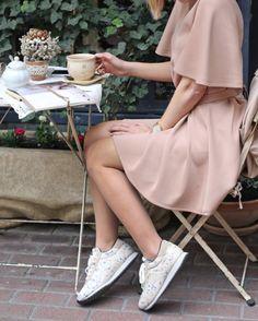 Szabó Hédi   lustforluster.com wearing Warm-Ups #meyba #meybabarcelona #blogger #summer
