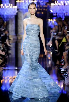 Elie Saab-Paris Haute Couture Fashion Week