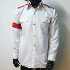 "Michael Jackson White ""Man In The Mirror"" CTE Jacket from Dangerous Tour"