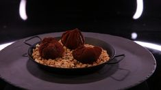 Crok gourmand tout chocolat par Christophe Michalak (#DPDC)