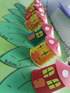 Society Of Arts And Crafts Refferal: 2293452274 Cup Crafts, Diy And Crafts, Arts And Crafts, Paper Crafts, Kindergarten Activities, Preschool Crafts, School Board Decoration, Rakhi Design, Alphabet Crafts