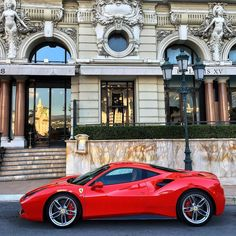 #Casino  Ferrari 488 GTB ⚪️  Today in Monaco   Balco Cars  #ferrari #488gtb #ferrari488gtb #monaco #montecarlo #monmonaco #france #frenchriviera #cotedazur #photooftheday #red #picoftheday #amazingcars247 #carinstagram #luxurylife #luxury #lifestyle #goodlife #billionaire #carspotting #supercars #supercar #sportcar #car #v8 #sun #millionaire #hypercar #casino #supercarsdaily700 by balco.cars from #Montecarlo #