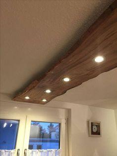 La iluminación de borde vivo es solo uno de nuestros enfoques de decoración que hemos abordado y ... - Decoración de Casa