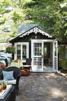 78 Best Petite Maison Et Petit Chalet Images In 2018 Small House