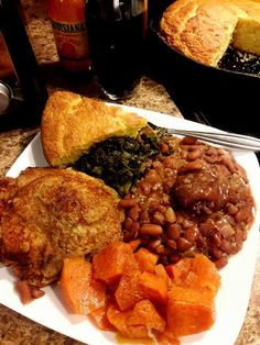 🌟💥🌟Saved by Ebony🌟💥🌟 From Pat Cameron 🌟💖🌟 Food Porn, Food Goals, Southern Recipes, Food Cravings, I Love Food, Soul Food, Food Dishes, Food To Make, Meals