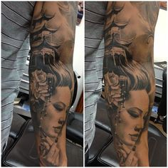Tattoo by Carlos Torres