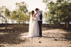 Port Douglas wedding photography beach wedding