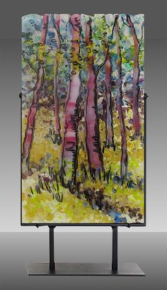 In the Pink Forest, Alice Benvie Gebhart