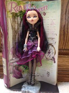 My Raven Queen Doll