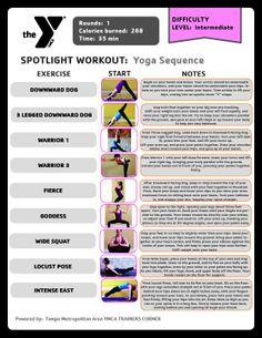 Workout Routine.