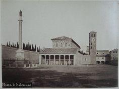 Chiesa di S. Lorenzo ante 1875