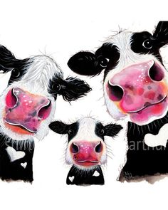 NOSEY COW 'HEY! HOW'S IT GOIN'?' BY SHIRLEY MACARTHUR iPhone 11 case