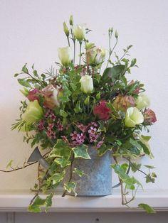 Country Floral arrangement