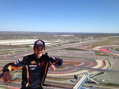 Marc Marquez - Austin Testing 2013