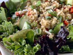 Get Sandra Lee's Quinoa Salad Recipe from Food Network