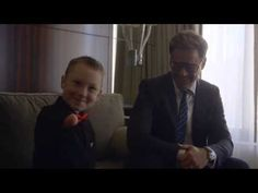 VIDEO: Robert Downey Jr. Presents Iron-Man-Inspired Bionic Prosthetic to Child in Need //