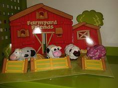 ....nella fattoria!
