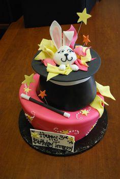 Magic Cake... How cute!!!