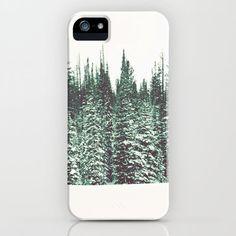 @Emma Woodburn on Wanelo Trees, simplistic, minimalistic, snow
