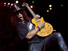 Slash - A febbraio iniziano le registrazioni del nuovo album