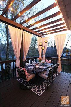 Perfect Pergola Designs for Home Patio 2